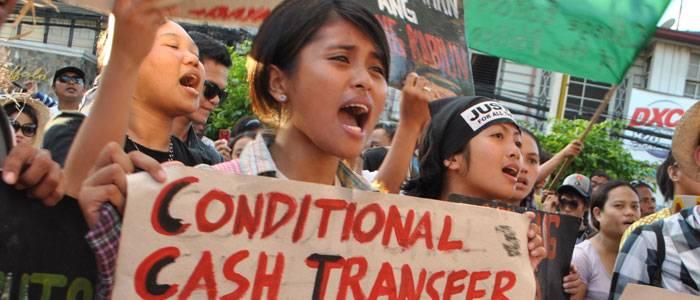 AMIHAN at a protest