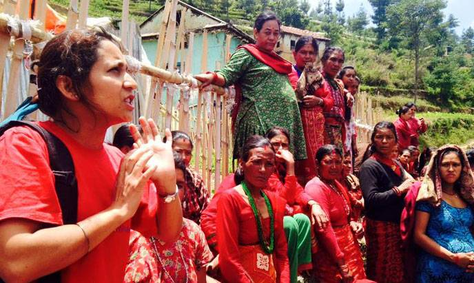 Tewa, Nepal