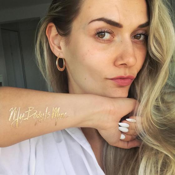 Daria Bukvić #MyBodyIsMine