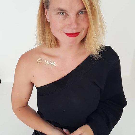 Marieke Eyskoot #MyBodyIsMine